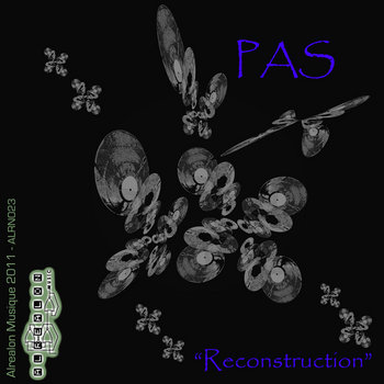 Reconstruction (ALRN023) cover art