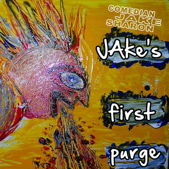 JAke's First Purge cover art
