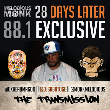 28 Days Later 88.1FM Feat. Melodious Monk cover art