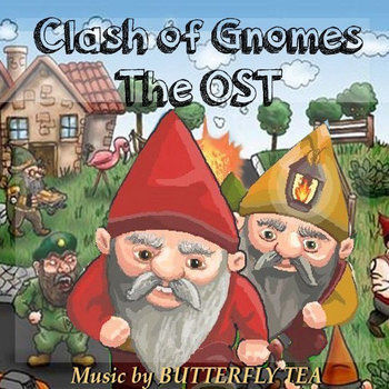 Clash of Gnomes - The OST cover art