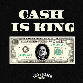 Cash Is King cover art