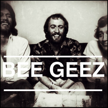 BEE GEEZ EP cover art