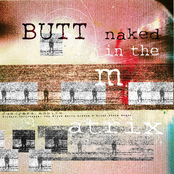 Butt Naked in the Matrix (download @ Rebel Politik Records Page) cover art