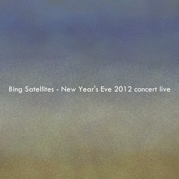 New Year's Eve 2012 concert live cover art