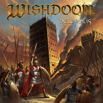 "WISHDOOM ""Helepolis"" cover art"
