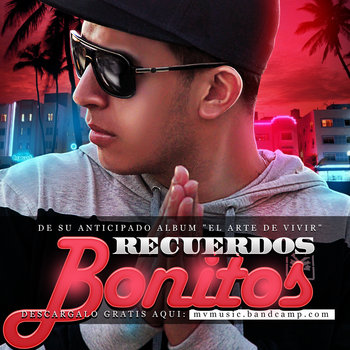 RECUERDOS BONITOS (prod. JL Beat) cover art