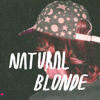 natural blonde cover art