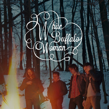 White Buffalo Woman EP cover art