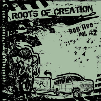 RoC Live Volume 2 cover art