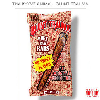 TRA - BLUNT TRAUMA cover art