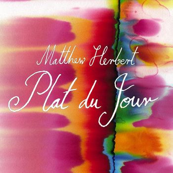 Plat du Jour cover art