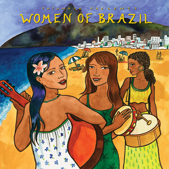 Women of Brazil cover art