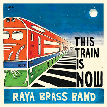 This Train Is Now cover art