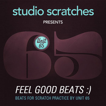 Feel Good Beats - Beats for Scratch Practice cover art