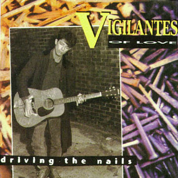 Driving the Nails cover art