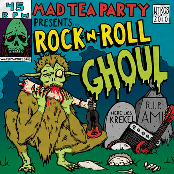 Rock-n-Roll Ghoul cover art