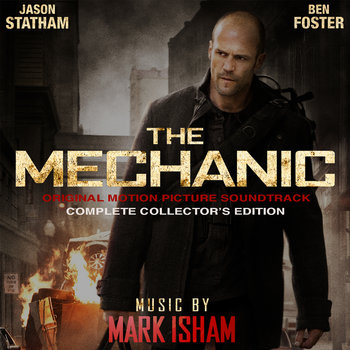 The Mechanic - Complete Collector's Edition cover art