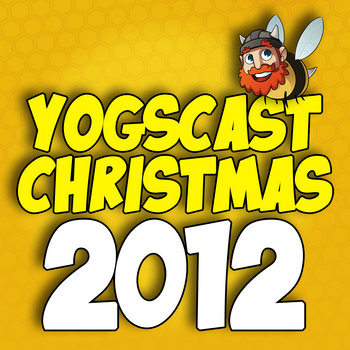 Yogscast Christmas 2012 cover art