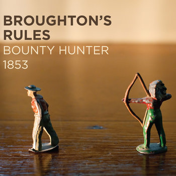 Bounty Hunter 1853 cover art
