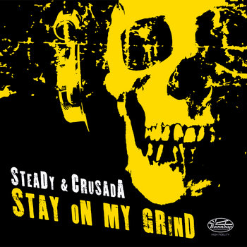 Stay On My Grind cover art