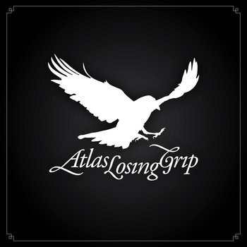 Atlas Losing Grip &quot;S/T&quot; (seven inch vinyl) cover art