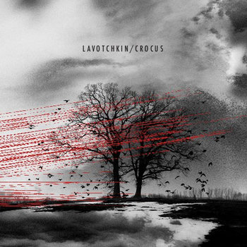 KVH002. Lavotchkin / Crocus - Split EP cover art