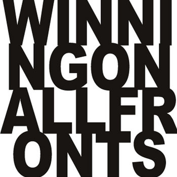 WINNING ON ALL FRONTS cover art