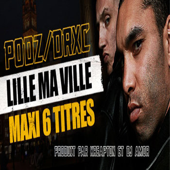 Lille Ma Ville cover art