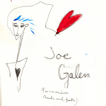 JOE GALEN - Persuasion (Back & Forth) cover art