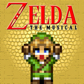 Zelda the Musical cover art