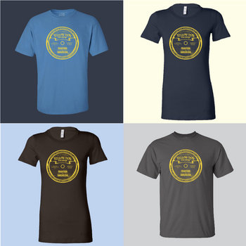 Yellow Dog Records - unisex and women's shirts cover art