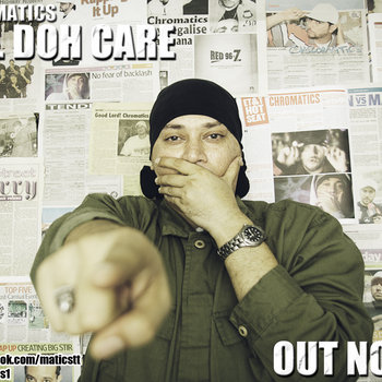 Mr. Doh Care cover art