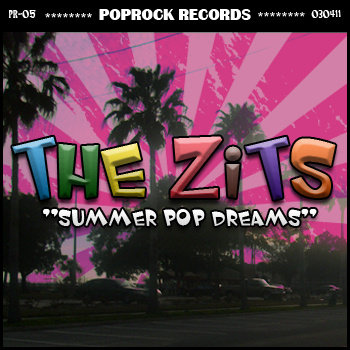 Summer Pop Dreams EP cover art
