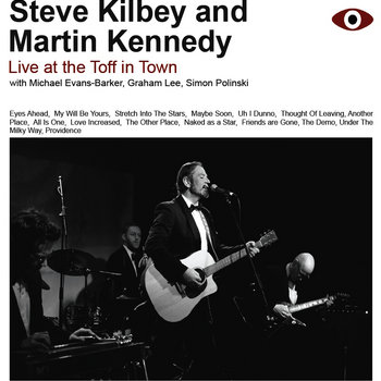 Live at the Toff cover art
