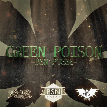 Green Poison (Free Album) cover art