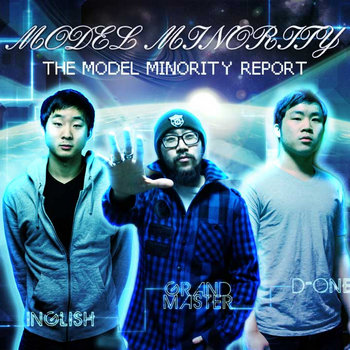 The Model Minority Report cover art
