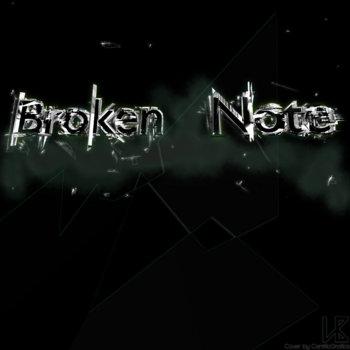 Broken Note EP Cover