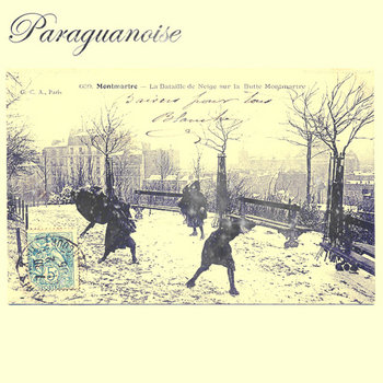 Paraguanoise (2012) cover art