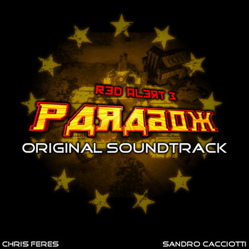Paradox Original Soundtrack cover art