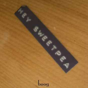 Hey Sweetpea cover art