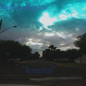 """Acoustical"" cover art"