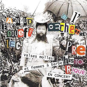 Valses Molles et Femmes  Barbe cover art
