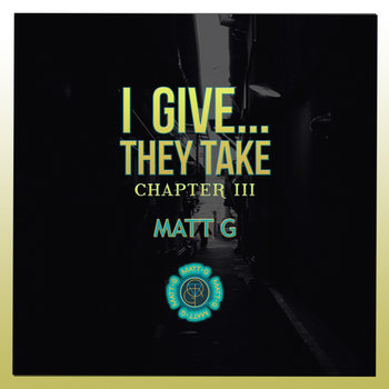 I Give... They Take Chapter III cover art
