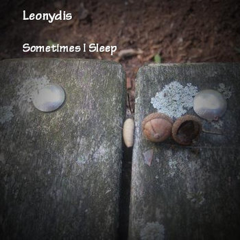 Sometimes I Sleep cover art