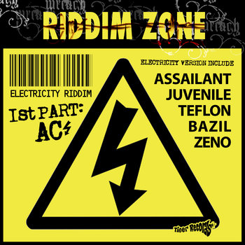 ELECTRICITY RIDDIM Pt.1 AC cover art