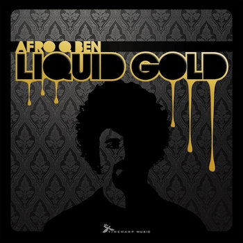 AfroQBen - Liquid Gold cover art