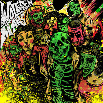 UNIVERSAL MADNESS cover art