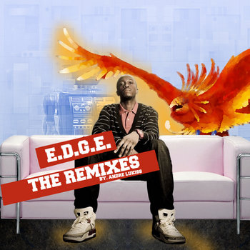 e.d.g.e. - The Remixes cover art