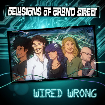 Wired Wrong cover art