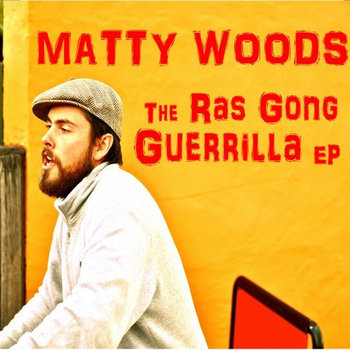 The Ras Gong Guerrilla EP cover art